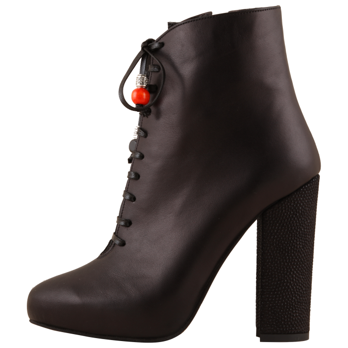 Botine Statement Black Carioca 0