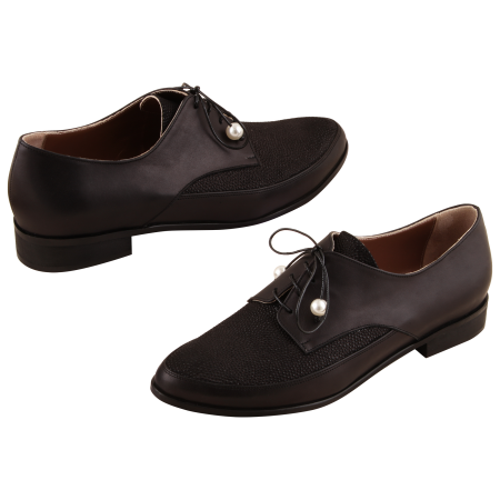 Mocasini M12 Spicy Black3