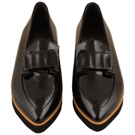 Mocasini Pulse II Flashy Black1