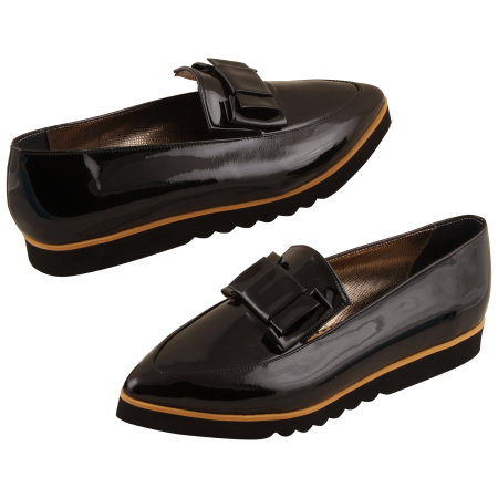 Mocasini Pulse II Flashy Black3