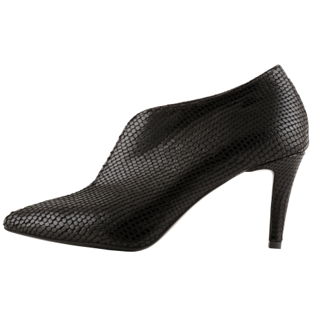 Botine Sleek Southern Black0