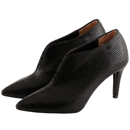 Botine Sleek Southern Black2
