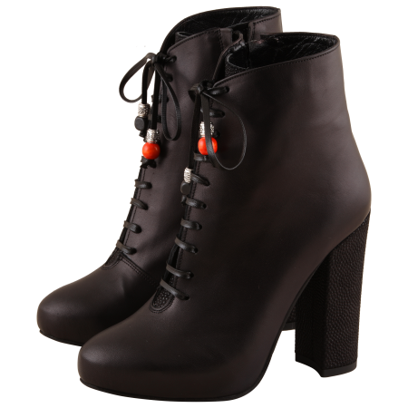 Botine Statement Black Carioca2