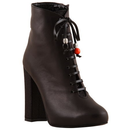 Botine Statement Black Carioca6