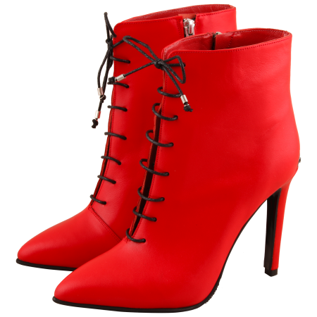 Botine Statement Red Lamp2