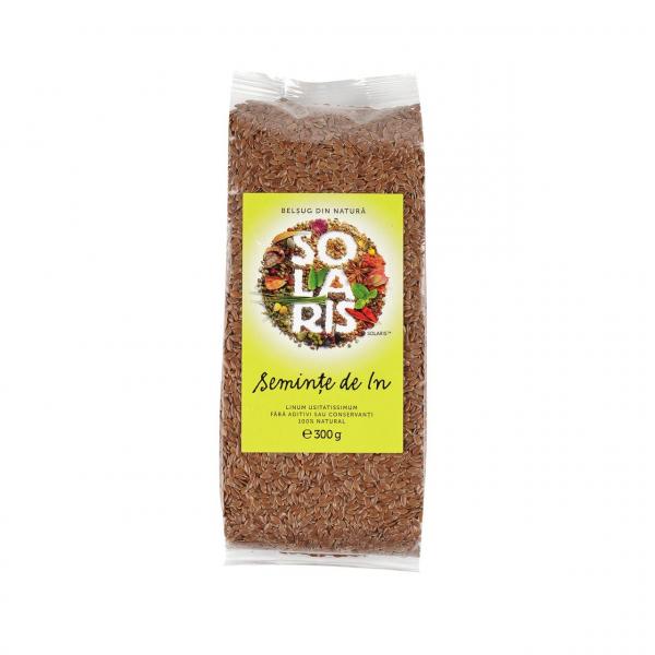 Semințe de in 300 gr Solaris [0]