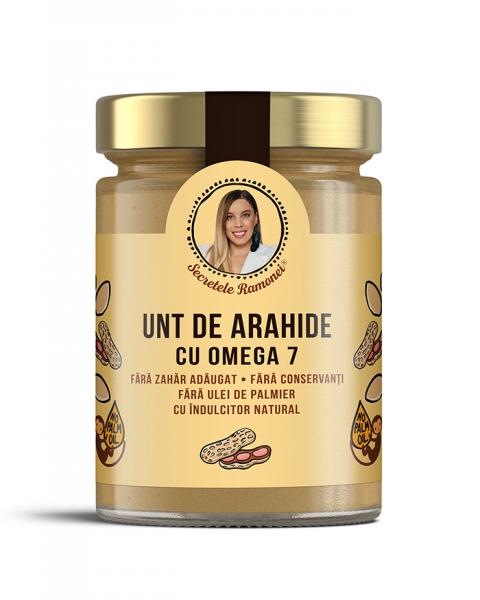 Unt de arahide cu omega 7 350 gr [0]