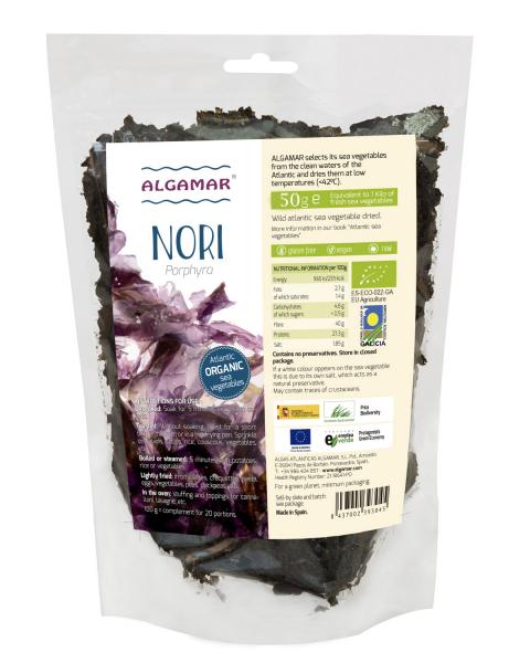 Alge nori eco 50g [0]