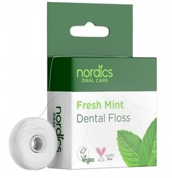 Ata dentara naturala cu menta, 50m Nordics [0]