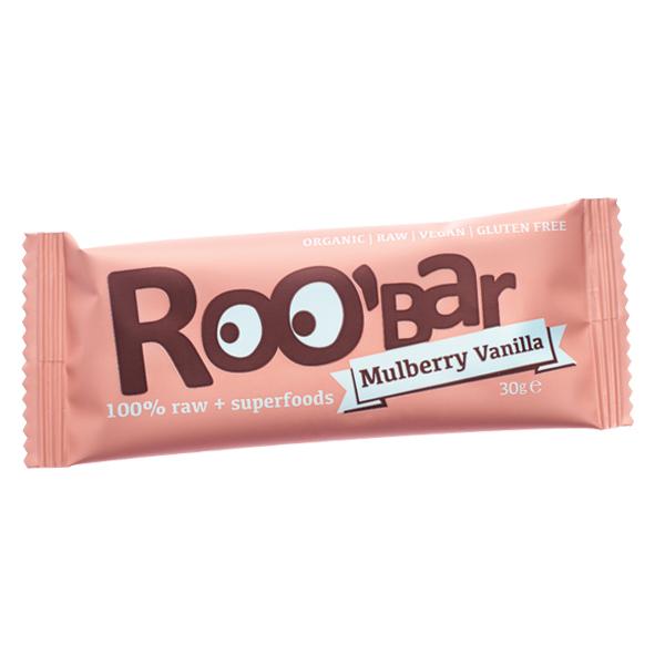 Baton Roobar cu dude si vanilie raw eco 30g [0]