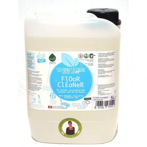 Biolu detergent ecologic pentru pardoseli 5L [0]