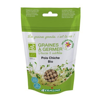 Boabe de naut pt. germinat eco 200g [0]