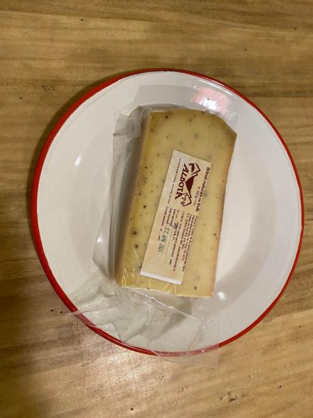 Brânză maturată cu trufe 350 gr [1]