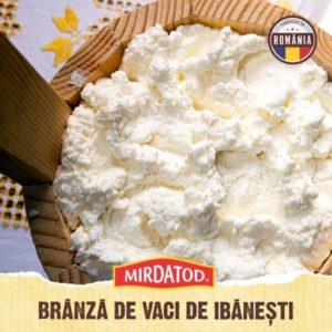 Brânză proaspătă de vaci grasă 500 gr [1]