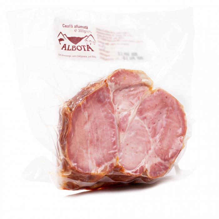 Ceafă afumată porc 250 gr [1]
