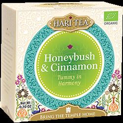 Ceai premium Hari Tea - Tummy in Harmony - honeybush si scortisoara bio 10dz [0]