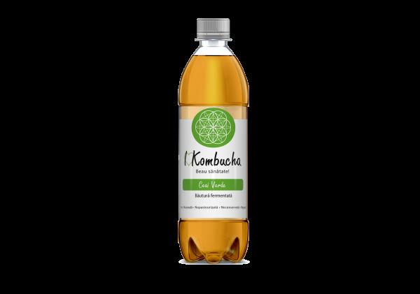 I Kombucha cu ceai verde 500/ 1000 ml [0]