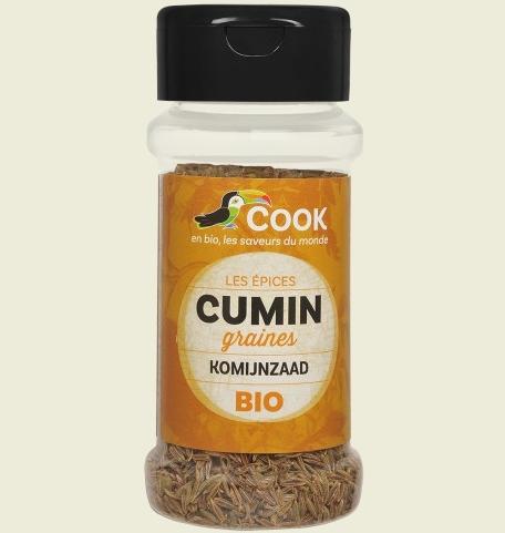 Chimion seminte bio 40g Cook [0]