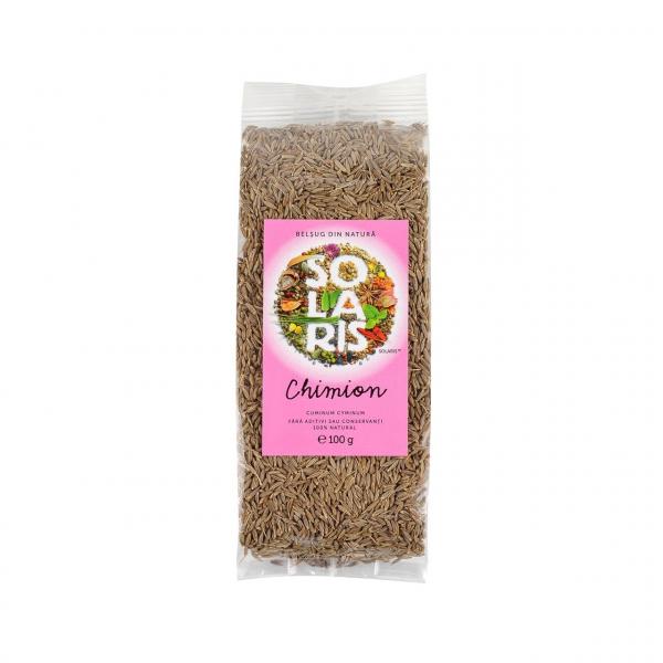 Semințe de chimion 100 gr Solaris [0]