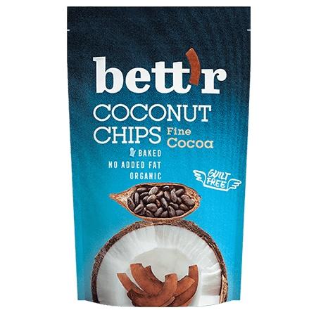 Chips de cocos eco cu cacao 70g BETTR [0]