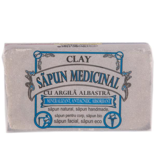 Clay săpun medicinal cu argilă [0]