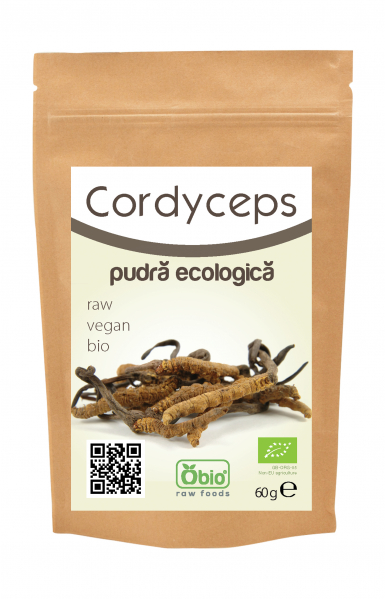 Cordyceps pulbere eco 60g [0]