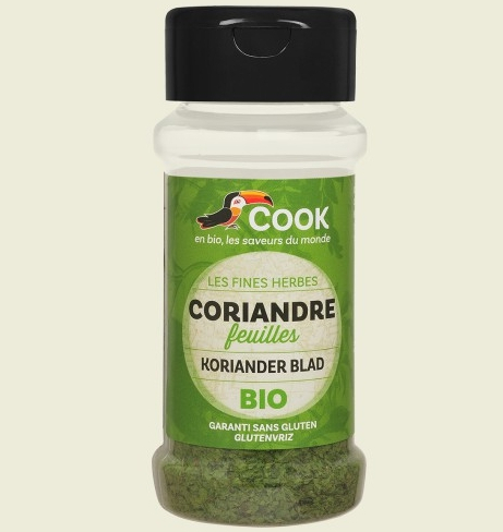 Coriandru frunze bio 15g Cook [0]