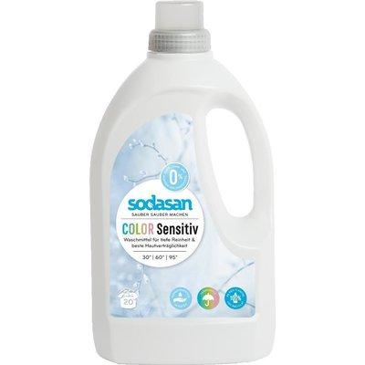 Detergent bio lichid color Sensitiv 1.5L SODASAN [0]