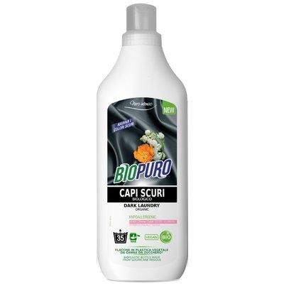 Detergent hipoalergen pentru rufe negre bio 1L [0]