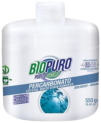 Detergent hipoalergen praf pentru scos pete bio 550g Biopuro [0]