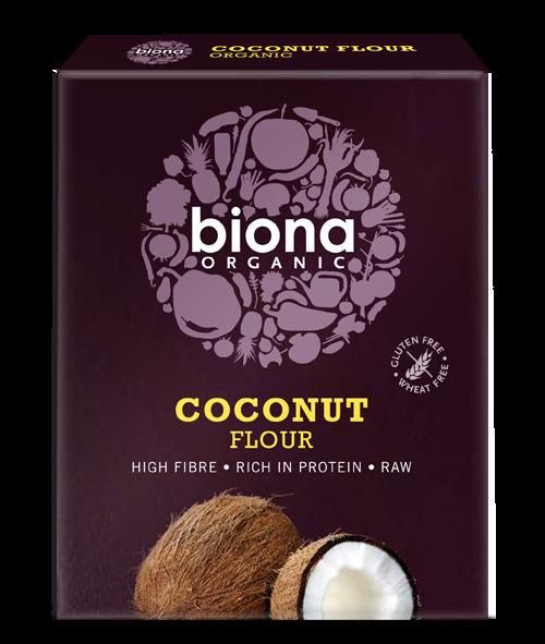 Faina de cocos eco 500g BIONA [0]