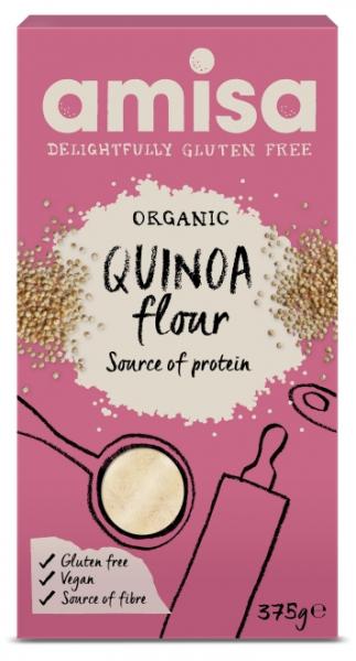 Faina de quinoa fara gluten eco 375g AMISA [0]