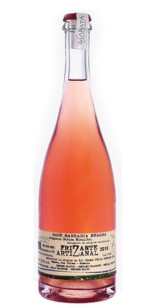 Vin rose sec Băbească Neagră Frizzante Artizanal DOC Podgoria Sarica Niculițel 2019 (din agricultură ecologică) [0]
