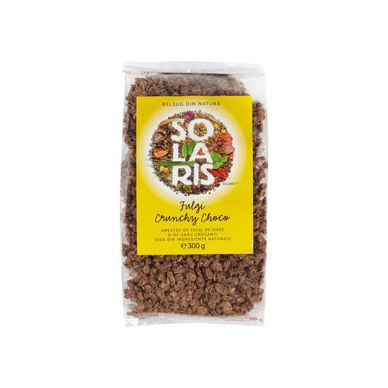 Fulgi crunchy choco 300 gr [0]