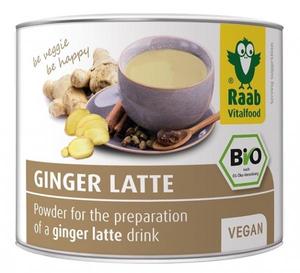 Ghimbir latte bautura instant bio 70g RAAB [0]