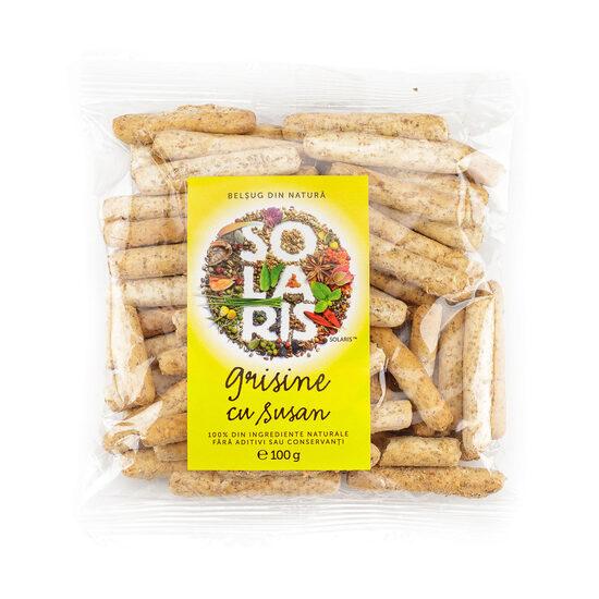 Grisine din făină integrală și susan 100 gr [0]