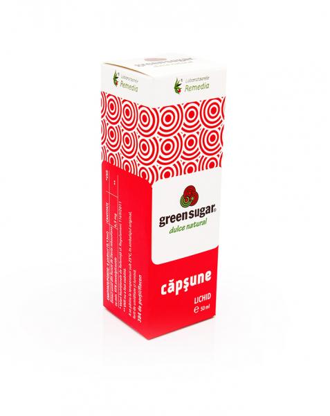 Green Sugar lichid Căpșune 50 ml [0]