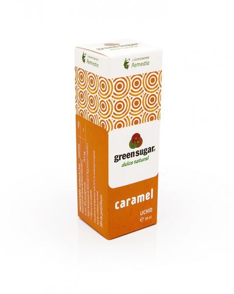Green Sugar lichid Caramel 50 ml [0]