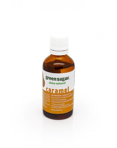 Green Sugar lichid Caramel 50 ml [1]
