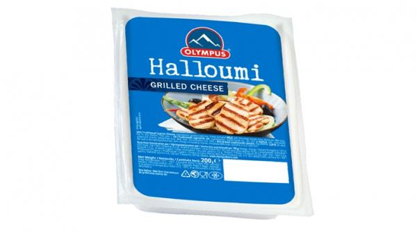 Brânză pentru grătar Halloumi 200gr [0]