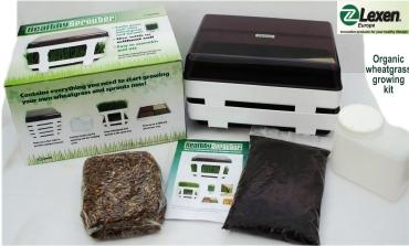 Kit complet pentru iarba de grau [0]
