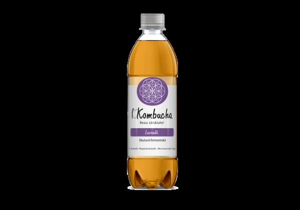I Kombucha cu lavandă 500/1000 ml [0]