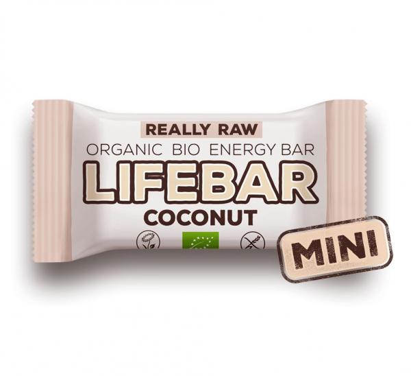 LIFEBAR baton cu cocos raw eco 25g [0]