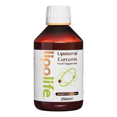 Lipolife - Curcumin lipozomal 250ml [0]