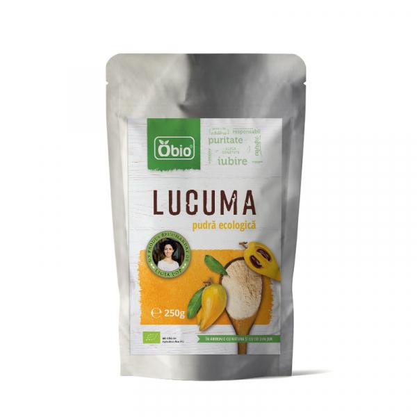 Lucuma pulbere raw eco 250g Obio [0]
