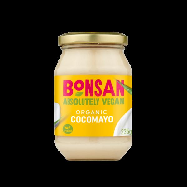 Maioneza vegana cu cocos eco 235g Bonsan [0]