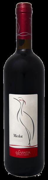 Vin roșu sec Merlot DOC Podgoria Sarica Niculițel 2020 (din agricultură ecologică) [0]