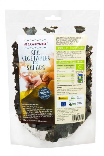 Mix alge marine pentru salata eco 100g [0]