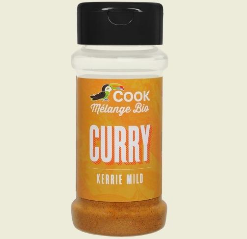Mix de condimente curry bio 35g Cook [0]