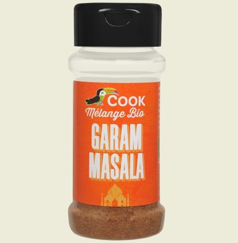 Mix de condimente Garam Masala bio 35g Cook [0]